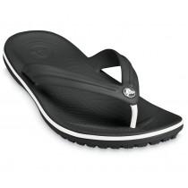Crocs Crocband Flip Jandals Graphite/Light Grey Mens US10 / Womens US12