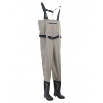 Hodgman Nylon Chest Breathable Waders Size 9