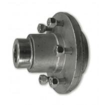 Trojan Disc Brake Rotor and Stainless Steel Caliper Kit 3000kg