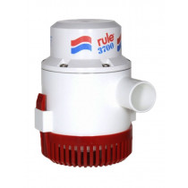 Rule 3700GPH Bilge Pump 24v