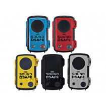 GME SoundSafe Waterproof Smartphone Case with Player