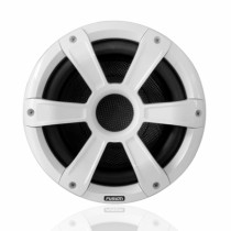 Fusion SG-SL10SPW Sports Marine Subwoofer with LEDs 10in 450W White