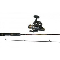 DAM Quick HPN 620 FD and Impressa Freshwater Spinning Combo 6'3'' 5-10g 2pc