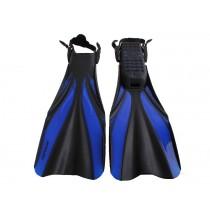 Mirage Phantom Open Heel Fins L/XL Blue