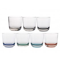Marc Newson Unbreakable Whisky Glass Set of 7