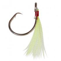 Hapuka Flasher Rig 16/0 Chartruese