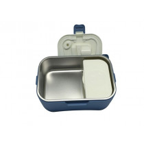 Heated Lunchbox with Included Cutlery 12V 35W