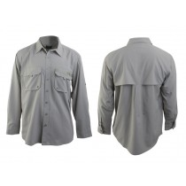 Shimano Eucalyptus Long Sleeve Shirt Small