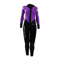 Aqualung Titan Neoprene Womens Wetsuit 7/5mm Size 8