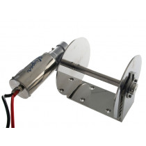 Viper Pro Series 1500 Electric Anchor Drum Winch Bundle