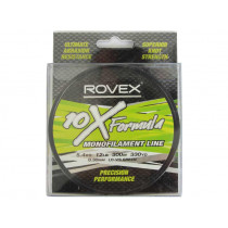Rovex 10X Formula Monofilament Line 300m 15lb Green