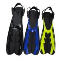 Immersed Scuba Open Heel Dive Fins