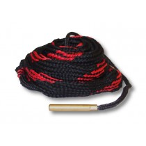 CZ 7.62mm Calibre Bore Cleaning Rope with Double Brush