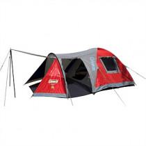 Coleman Egmont 3 Tent Red/Grey/Navy
