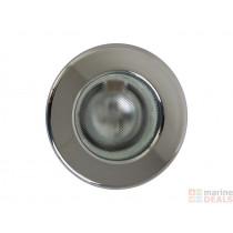 Frilight Pinto Recessed Ceiling Light Chrome
