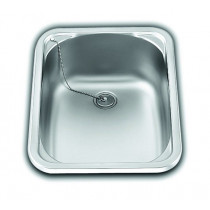 Dometic Basin with Plug 380x280x145mm