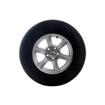 Treadway Galvanised Razor Wheel 15x6'' with W185 Westlake Tyre