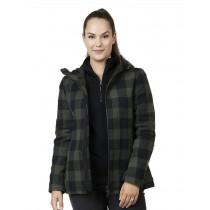 Swanndri Womens Seattle Wool Hoodie