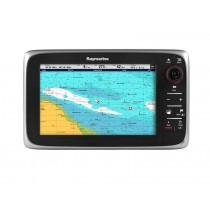 Raymarine c97 Fishfinder/Chartplotter with Chart and Transducer Options
