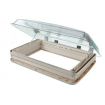 Seitz Midi Heki Skylight with Blind & Screen