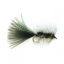 Black Magic Woolly Bugger Trout Flies