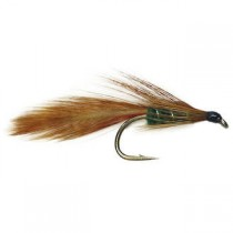 Black Magic Green Ginger Mick Trout Fly Qty 1
