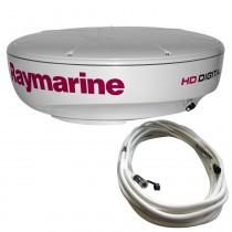 Raymarine HD Radar Dome 4kW 48nm