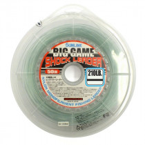 Sunline Big Game Shock Leader 50m 210lb