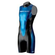Cressi Glaros High-Stretch Mens Swimming Shorty Wetsuit 2mm