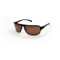 Ugly Fish Cyclone Anti-Reflective Sunglasses Black Frame/Brown Lens