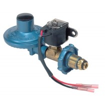 BEP Gas Regulator with Solenoid Valve