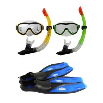 Hammerhead Mask Snorkel and Fin Snorkeling Set