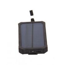 AGA Dual USB Portable Solar Power Bank 10000mAh