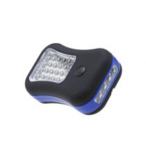 Anglers Mate 24+4 LED Torch