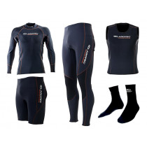 Aropec AquaThermal Watersports Clothing Range Specials Size XS-S