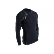 Aropec Mens Compression Long Sleeve Top S