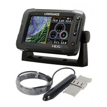 Lowrance HDS-7 Gen2 Touch GPS/Chartplotter Startup Package