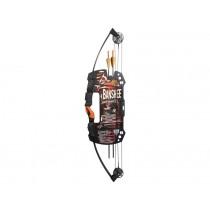 Barnett Banshee Quad Compound Junior Archery Set
