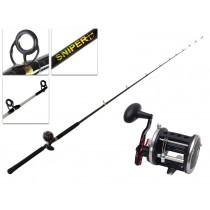 PENN Defiance 25 and Shimano Sniper Boat Combo 6ft 6in 6-10kg