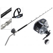 Shimano Dendou-Maru Forcemaster 6000 and Status Electric Combo 5ft 2in PE5-8 2pc