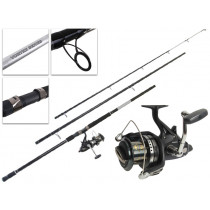 Shimano Big Baitrunner and Vortex Surf Combo with Lumo Tip 13'6'' 8-15kg 3pc