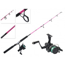 Shimano IX 2000 and Kidstix Pink Kids Combo 3ft 4in 3-6kg 1pc