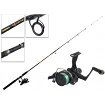 Shimano IX 2000 and Eclipse Spinning Rod and Reel Combo 6ft 6in 2-5kg 2pc