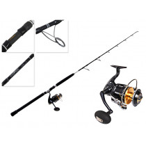 Shimano Stella 10000 SWB PG and Abyss SW Spin Jigging Combo 5'3'' PE8