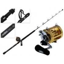 Shimano Tiagra 30WLRSA and Abyss SW Stand Up Game Rod 5'2'' 30-50lb