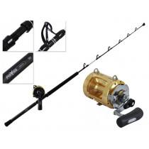 Shimano Tiagra 50 WA and Abyss SW Stand Up Game Combo 5'2'' 30-50lb