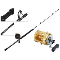 Shimano Tiagra 80 WA and Abyss SW Stand Up Game Combo 5'2'' 50-80lb