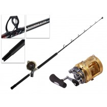 Shimano Tiagra 80 WA Stand Up Big Game Combo 5ft 4in 37kg 1pc