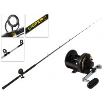 Shimano TLD 15 and Sniper Boat Combo 6ft 6in 6-10kg