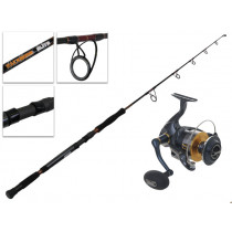 Shimano Twin Power 10000SW PG and Backbone Elite Spin Jigging Combo 5ft 5in 400g 1pc